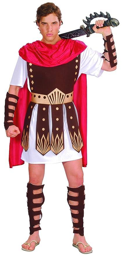 Disfraz gladiador hombre - L: Amazon.es: Juguetes y juegos