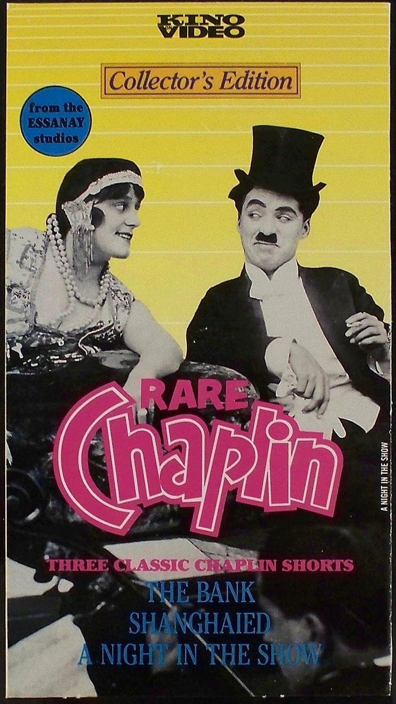 Chaplin-Rare Chaplin VHS