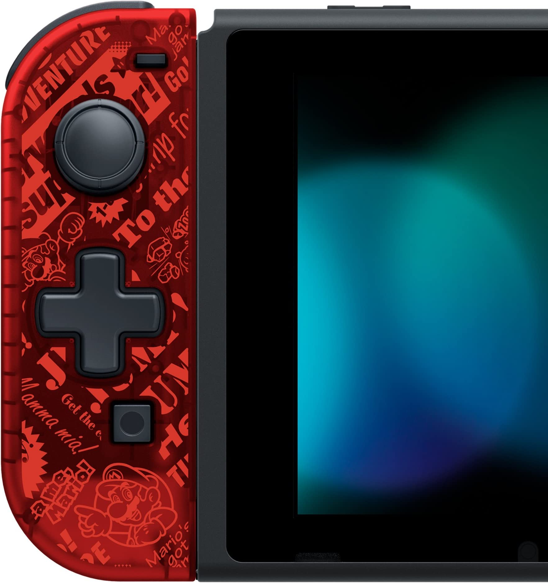 HORI D Pad Controller L Mario Officially Licensed