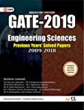 GATE 2019 - Engineering Sciences - Solved Paper 2009-2018 (Section Wise)
