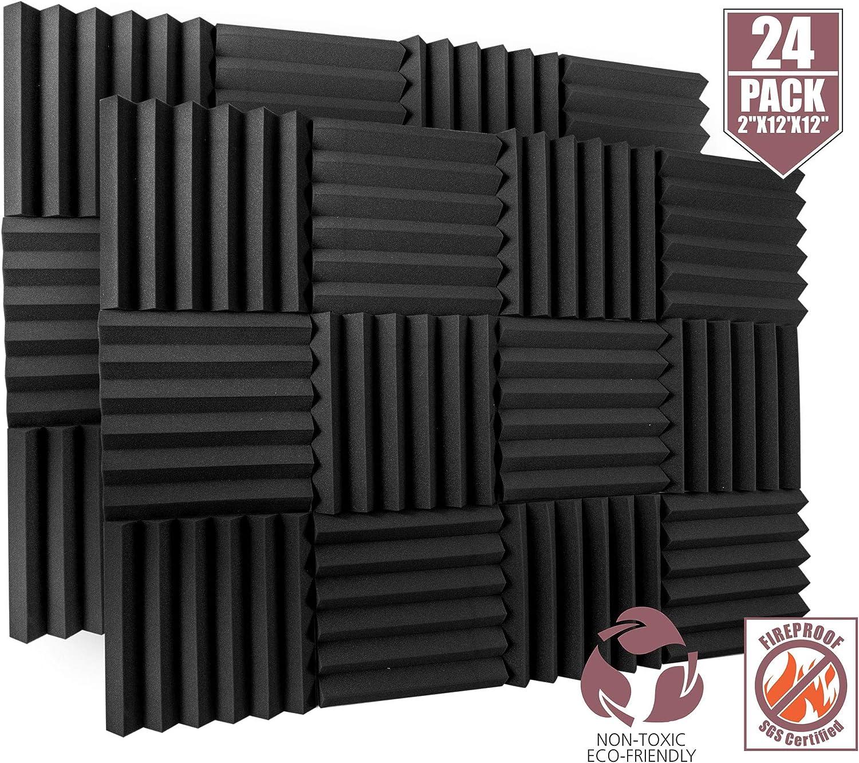 Schallisolierung Schaum Akustische Bass Trap Ecke Absorber für Studio Anruf Hot