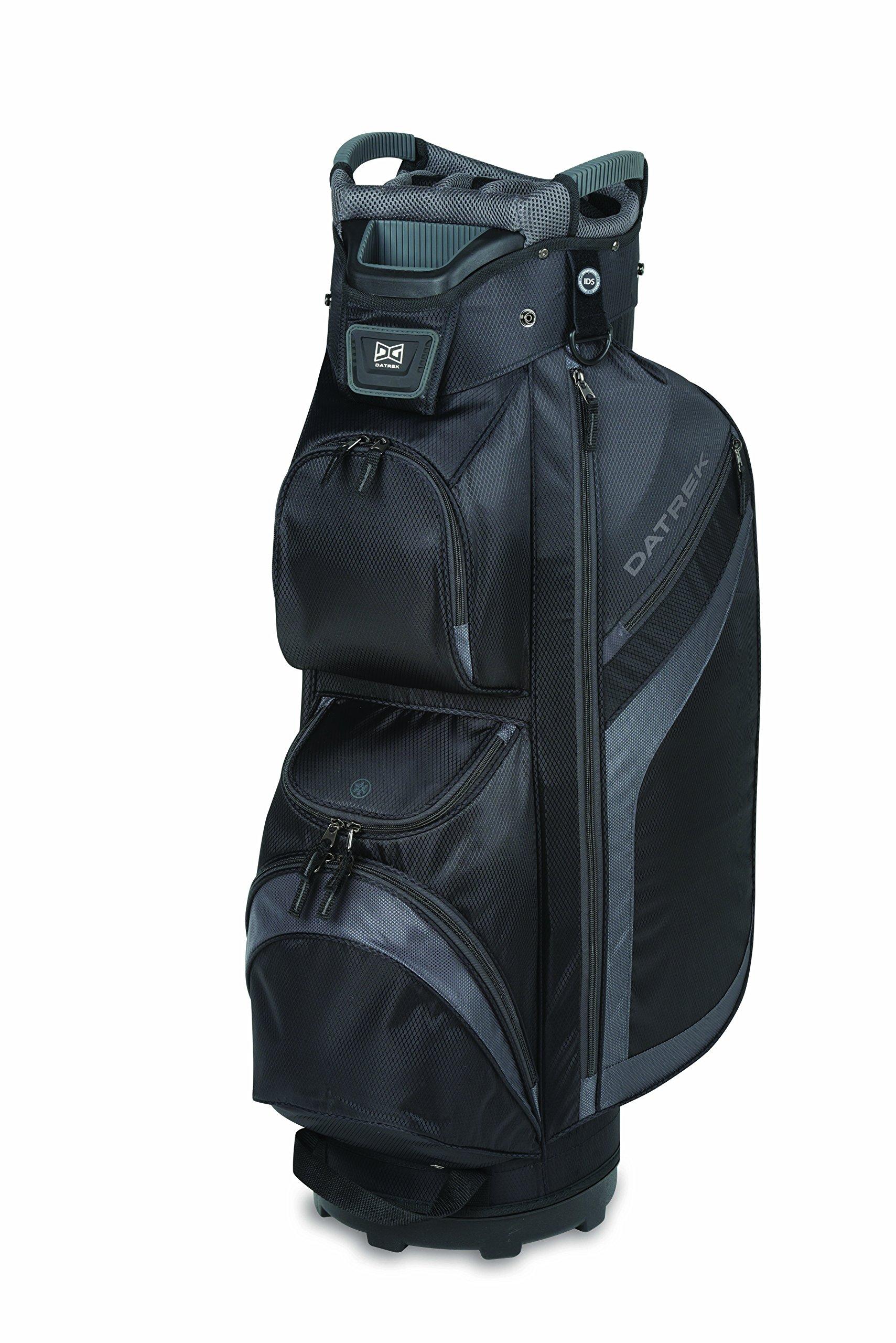 Datrek DG Lite II Cart Bag Black/Charcoal DG Lite II Cart Bag