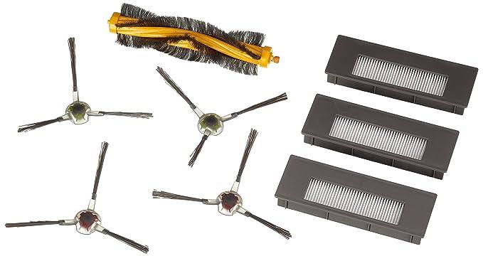 Ecovacs DM88-KTA Kit de Repuestos para Deebot M88 Negro, Gris, Blanco, Amarillo: Amazon.es: Hogar