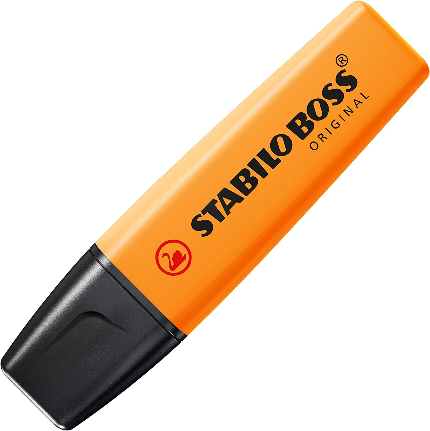 Stabilo 716116 - Marcador fluorescente, color naranja: Amazon.es ...