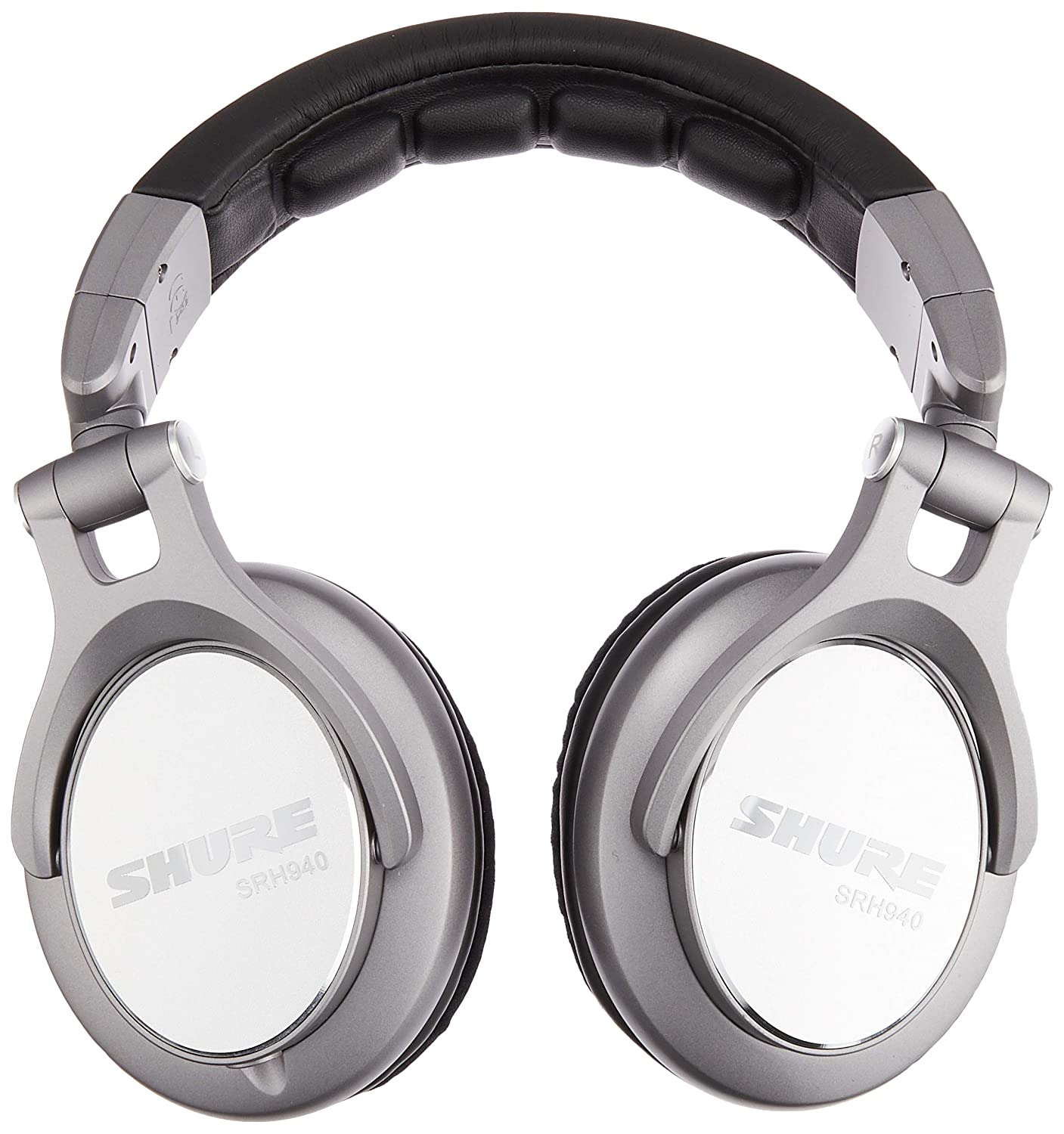 a0d557a2321 Amazon.com: Shure SRH940 Professional Reference Headphones (Silver):  Musical Instruments