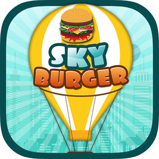 Chicken Free Patties (Sky Burger Unlimited Race Make Biggest Burger)