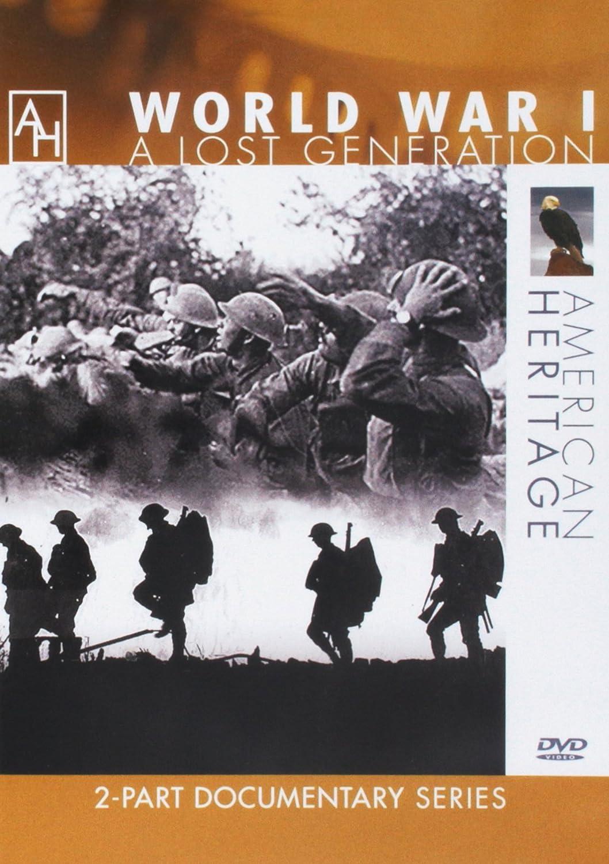 Amazon Com World War 1 A Lost Generation Various Various Movies Tv