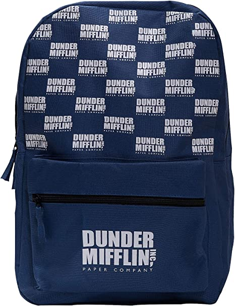 The Office Dunder Mifflin Paper Company Official Company Backpack