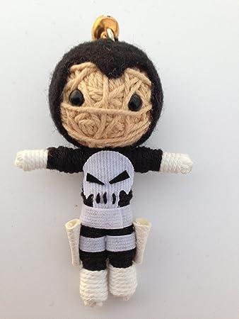 Amazon.com: El Sr. Vigilante Voodoo Cadena Llavero con ...