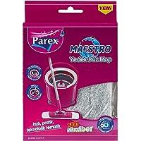 Parex Maestro Yedek Düz Mop 1 Paket (1 x 1 Adet)