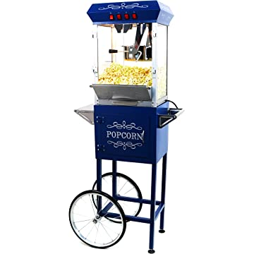 mini Paramount Machine & Cart
