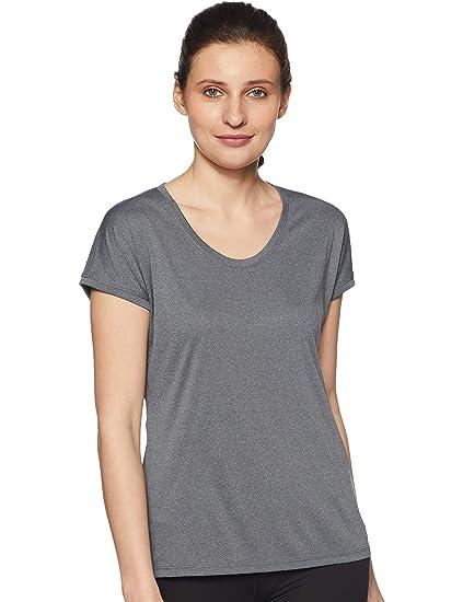 ASICS Damen Capsleeve Laufshirt Shirt: : Bekleidung