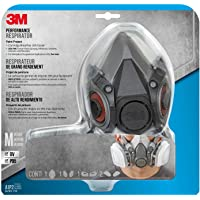 3M Safety Paint Project Respirator 6211PA1-A-NA
