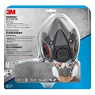 3M Paint Project Respirator, Medium - R6211