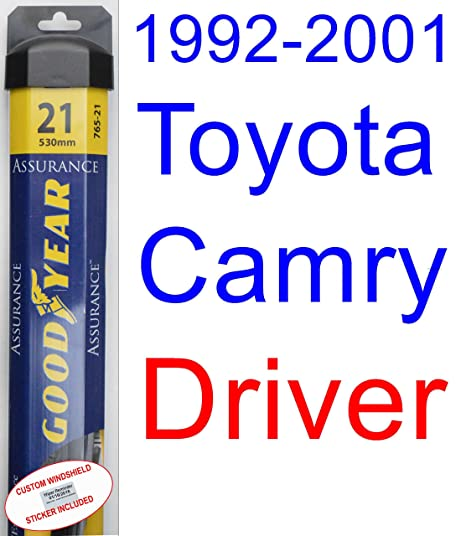 1998 toyota camry wiper blades