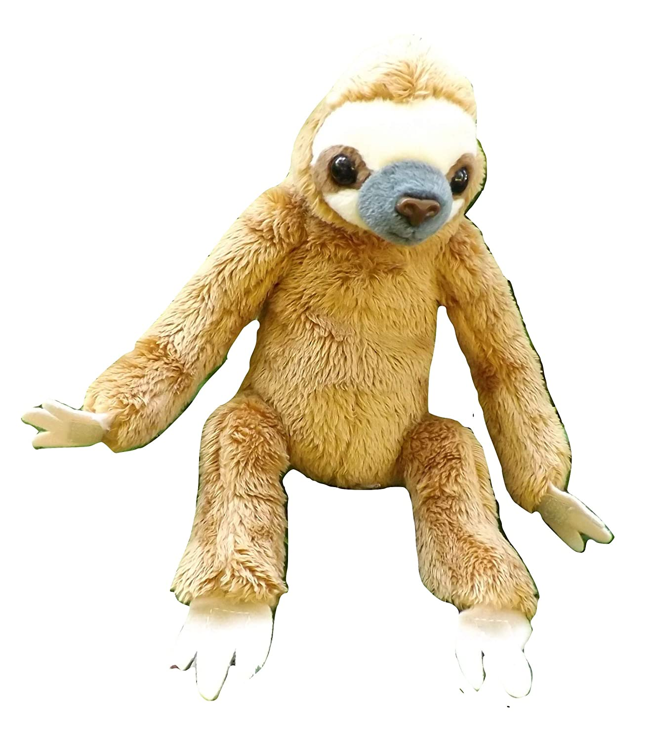 This Place is a Zoo Baby Sloth Plush Toy Animal 6.5 Cute Stuffed Baby Sloth