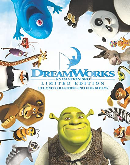 Amazon in: Buy DreamWorks Animation Ultimate Collection - 10