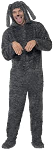 Puppy costume for adults
