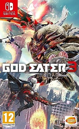 God Eater 3 Nintendo Switch Game [Importación inglesa]: Amazon ...