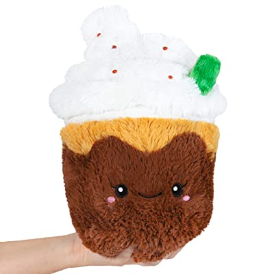 "Squishable / Mini Comfort Food Iced Coffee 7"" Plush: Toys & Games"