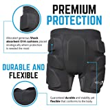 Bodyprox Protective Padded Shorts for