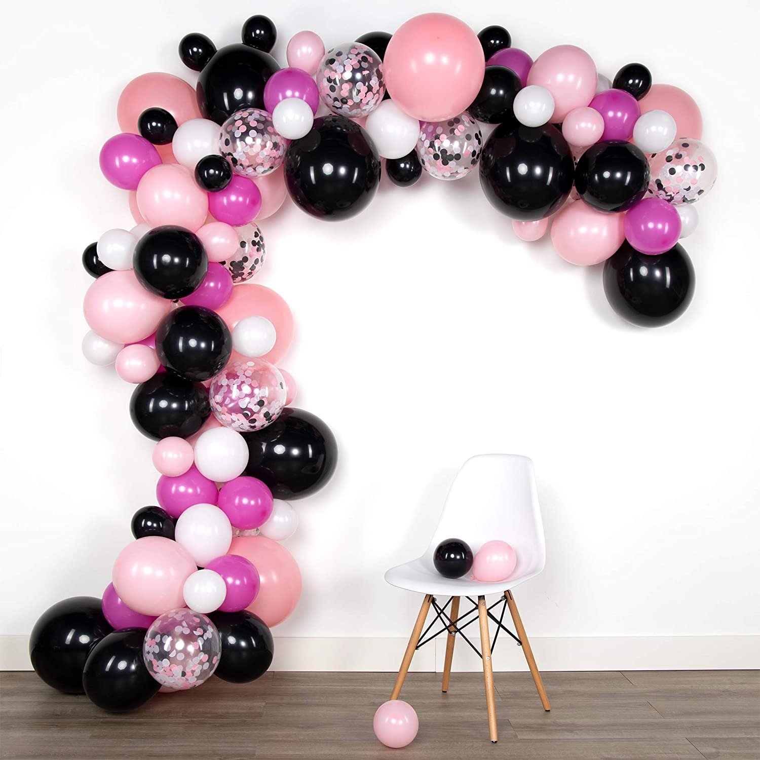 Baby Shower Confetti Baby Party Table Pink//Blue Footprint Design Decoration HZ