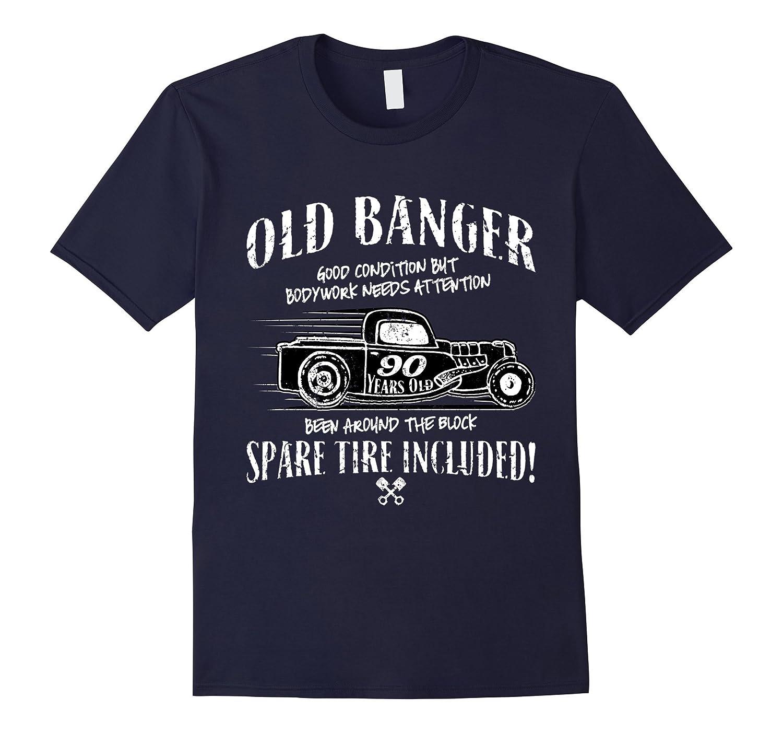 Vintage Old Banger 90th Birthday Shirt Gift T ML Vaci Vaciuk