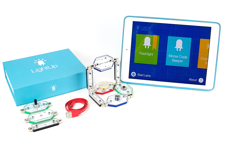 Lightup Edison Kit Learn Electronics Toys Games Circuit Builder Stuckwithphysicscouk