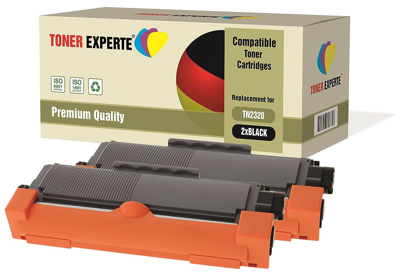 TONER EXPERTE® Compatible TN2320 Cartucho de Tóner Láser para ...