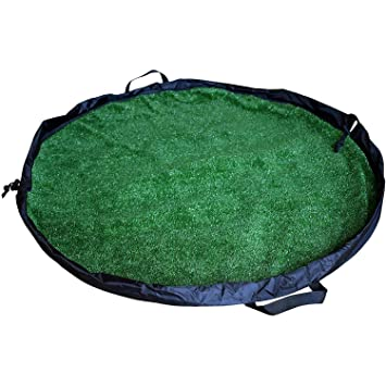 2016 Northcore Grass Waterproof Change Mat / Bag NOCOM02