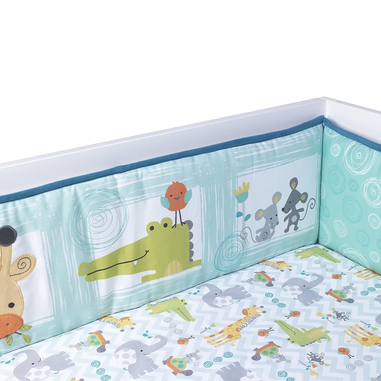 Lambs & Ivy Bumper, Yoo-Hoo 565002B