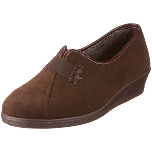 Zapatos marrones Rohde para mujer ImvRFYvCw