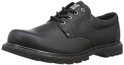 Falmouth 48 Caterpillar Chaussures Noir Lacets Homme À black d4gH4x0