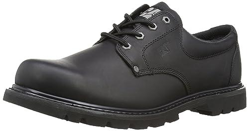 Shoes Click - Zapatillas de Material Sintético para hombre negro negro 41 EU , color negro, talla 44