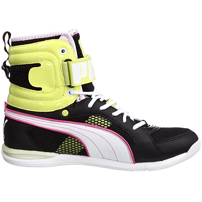 Amazon.com | PUMA Allegra Mid Womens sneakers/Shoes - Black - SIZE US 8 | Fashion Sneakers
