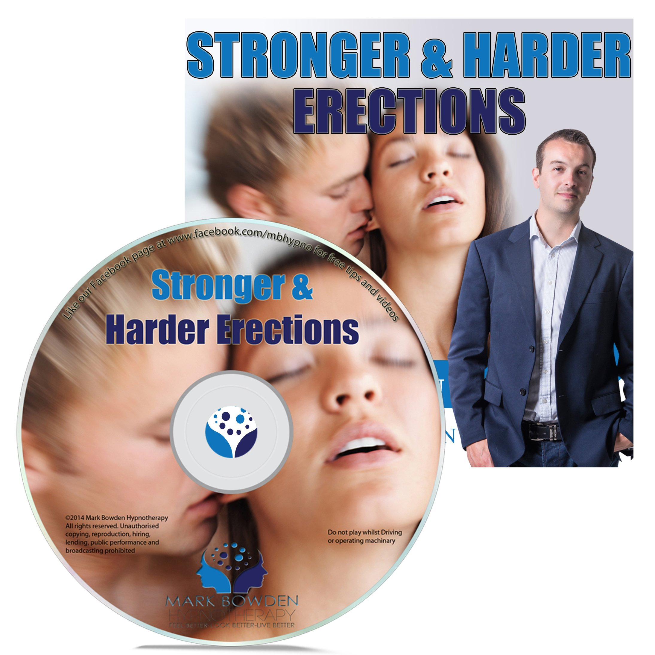 Stronger Harder Erections Hypnosis pschological product image