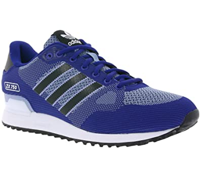 adidas Originals ZX 750 - BY9276 - Color Blue - Size: 8.5