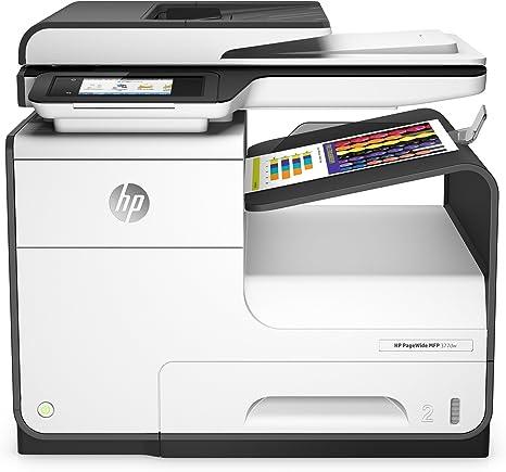 HP PageWide 377dw A4 Wifi - Impresora multifunción (300 x 300 DPI ...