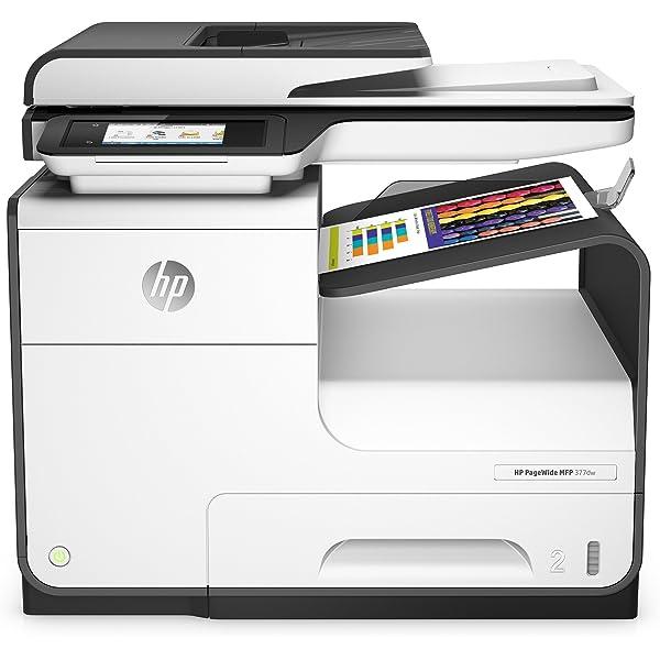 HP PageWide Pro 477dw MFP Impresora inyección de tinta ...