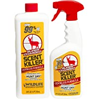 Eliminadores de olor para caza