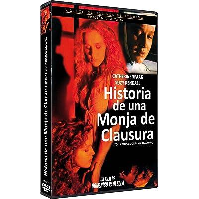 Historia de Una Monja de Clausura  DVD 1973 Storia di una monaca di clausura