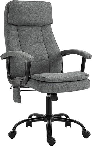 Vinsetto Executive Ergonomic Massage Office Chair