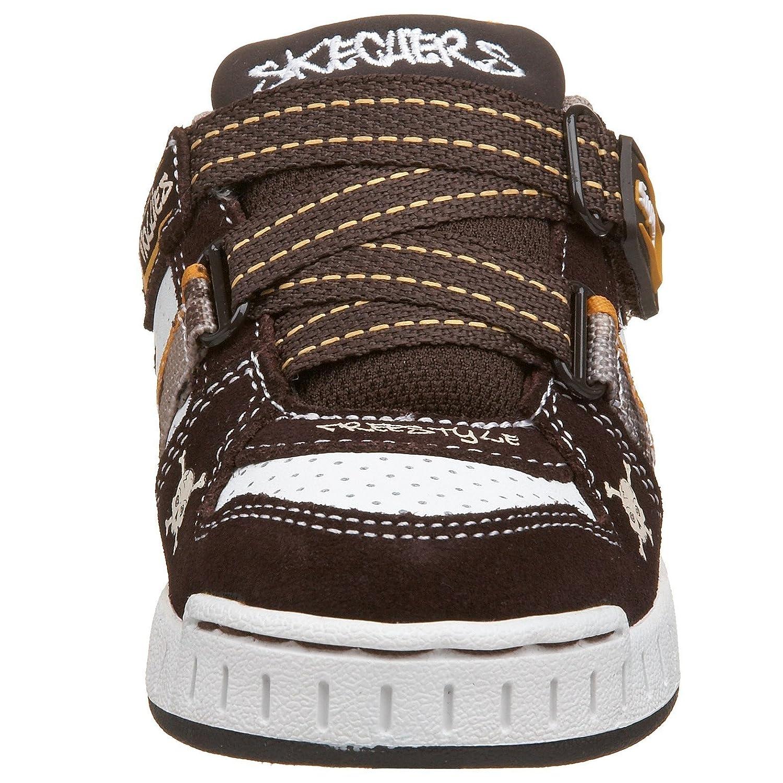 Skechers Infant//Toddler Nollies Freestyle Sneaker