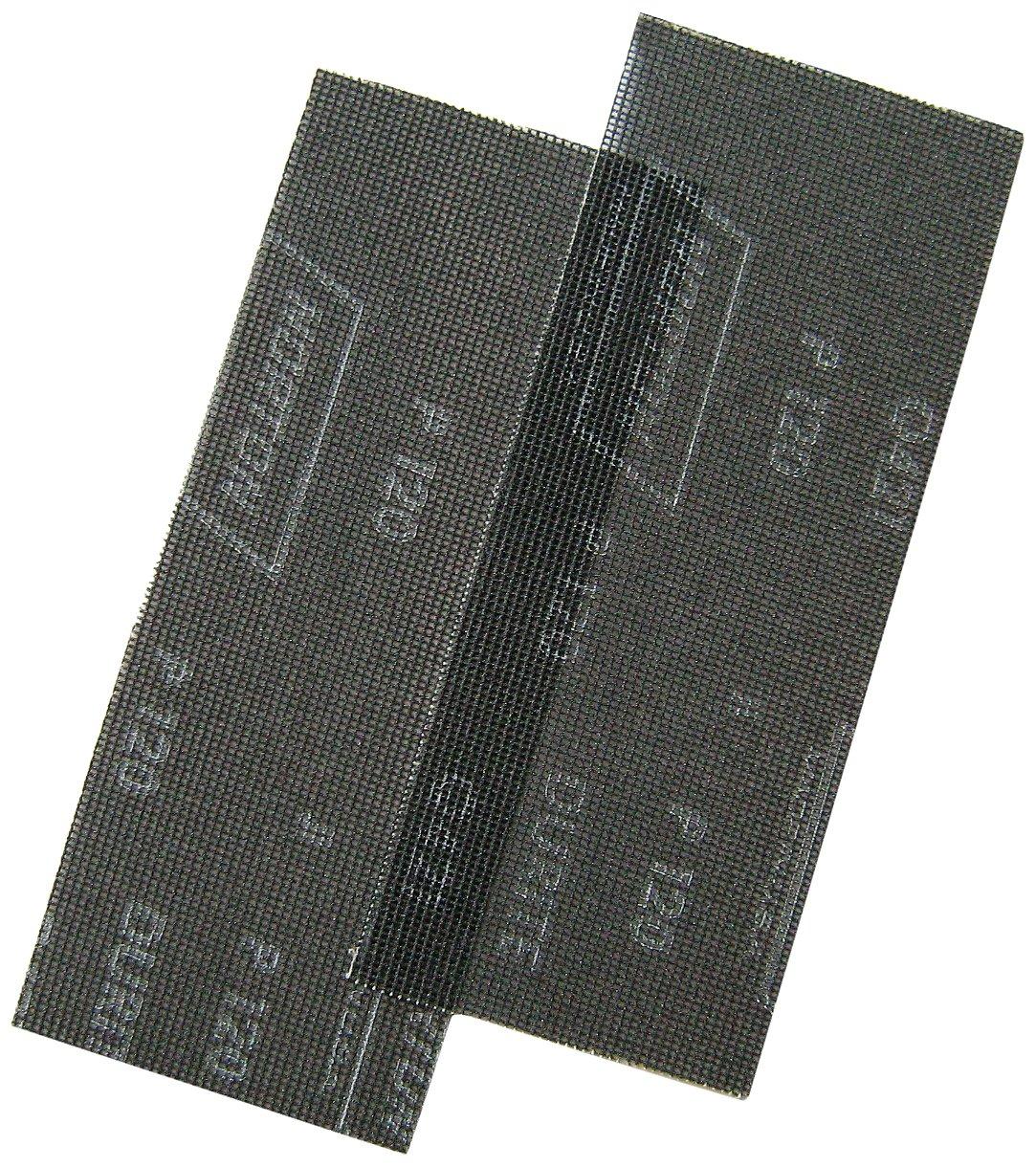 50 unidades de lija hojas 105 x 152 mm ventaro grano 80 para lijadora Bosch Prio