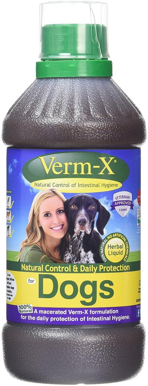Verm-X liquide pour chiens, 1litre Paddocks Farm Partnership Ltd