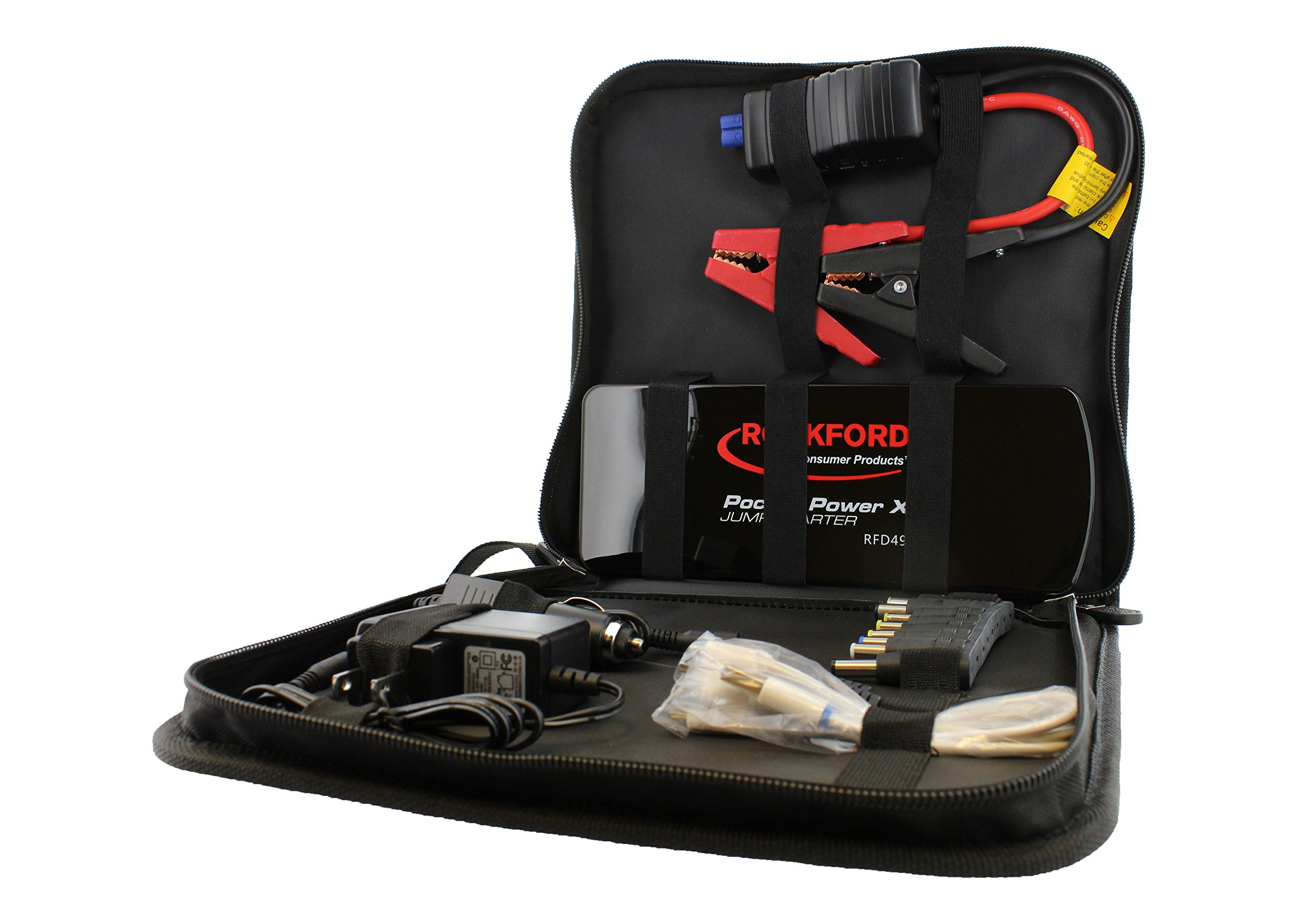 Rockford RFD4902 Pocket Power XD Mini Jump Starter