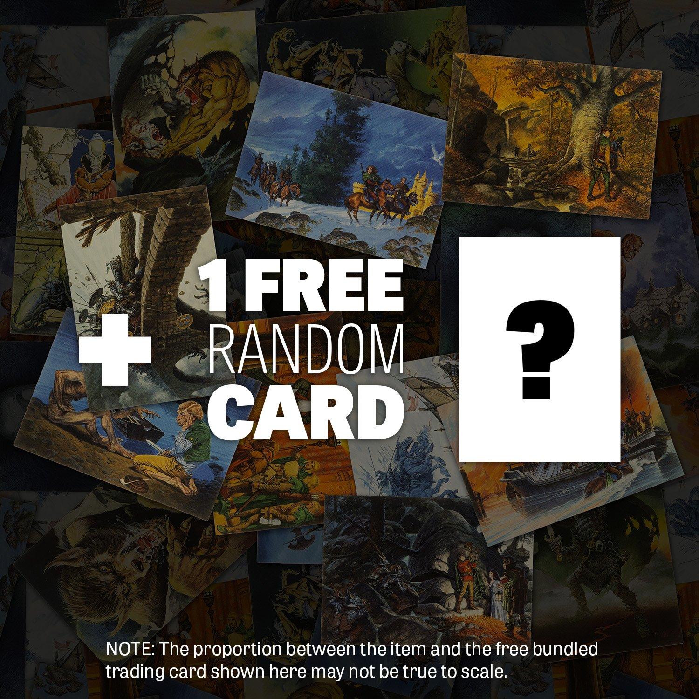 1 FREE Fantasy /& Sci-fi Art Trading Card Bundle Square Enix Rufus Shinra Action Figure ~8.5 Final Fantasy VII Advent Children x Square Play Arts Kai