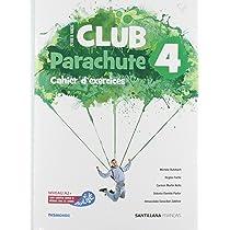 CLUB PARACHUTE 4 PACK CAHIER DEXERCICES: Amazon.es: Vv.Aa.: Libros en idiomas extranjeros