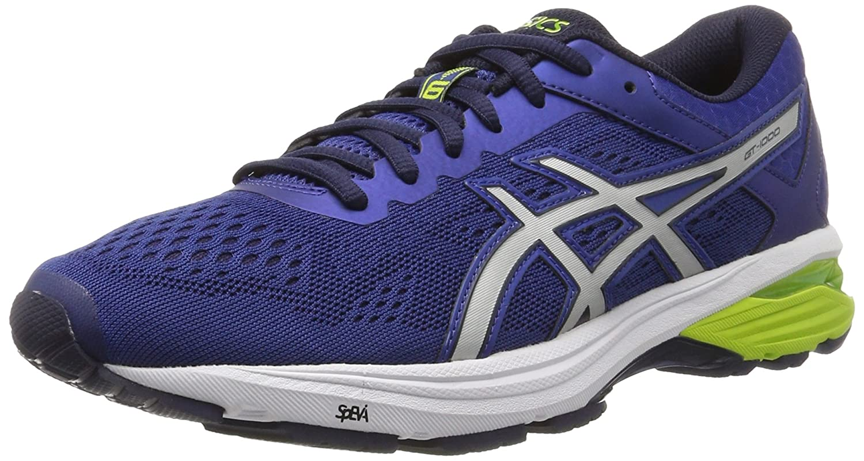 Asics T7A4N, Zapatillas Hombre 40 EU Azul (Limoges/Silver/Peacoat) Venta de calzado deportivo de moda en línea