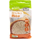 Absolute Organic Brown Rice, 700g